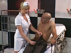 Sexy milf nurse