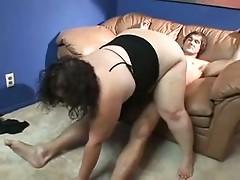 BBW Mature Gets Sex