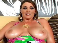 Huge natural boobs slut doggystyle sex