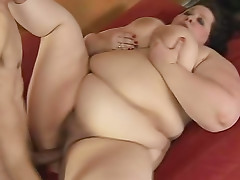 Fat girl is a great lay