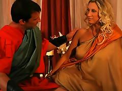 Costume porn with sexy milf Devon Lee