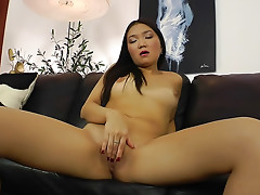 Asian anal hardcore with gaping hole