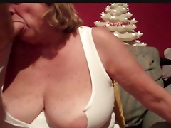 Big Tits Mature Has Face Stuffed by Huge Thick Cock