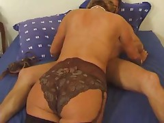 Busty French Mom Likes Young Cock by TROC