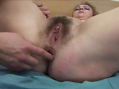 Mature Creampie - Mary 51y