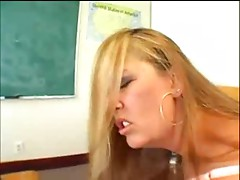 Mature big butt class teacher