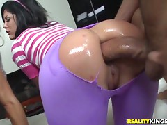 Hot Wanna-Be Pornstars Sharing It All