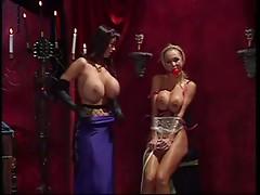 Summer Cummings Breasty Bondage Lesbians Full Video