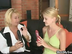 Wicked GF have joy with his parents
