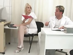 Foot fetish three-some fuck