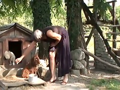 The Farmers Grandma 1