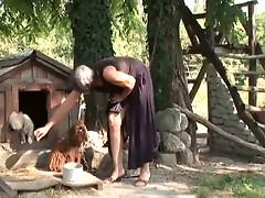 The Farmers Grandma 1