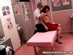 Gynecologist Big O Spyca... Porn.flv