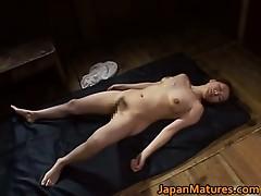 Older sweetheart Mina Toujou Goes