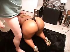 Sasha Large Butt