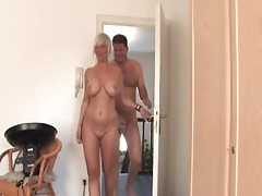 German Amateur Mommy