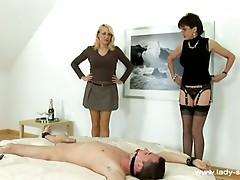 Panty Slave Ridden Hard