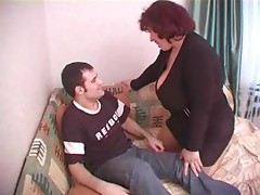 Young boyfriend fucked large love muffins charwoman