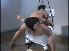 Housewife Sexy bondage sex