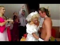 Wedding Party Fuckfest