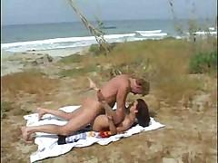 Sex At The Beach -