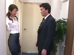 Maki Hojo - Bukkake Jukujo