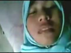 Melayu - Tudung Apam Tembam