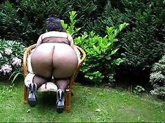 Large Butt GRA-MILF