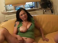 ANAL FOR A Naughty GRANNY