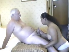 Old Fellow Fucking Black Mature