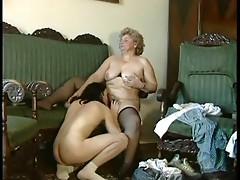 Hirsute Granny