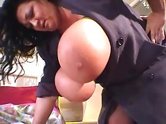 Granny BBW Mega Large Mounds