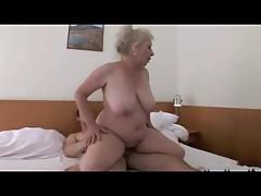 Golden-haired granny R20