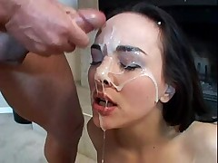 Oral sex and cumshot -