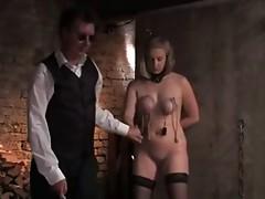 O Dina Total Submission - Taskmaster Costello