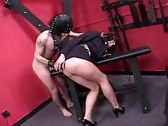 Randi Storm BDSM Smoking Hot Butt slam