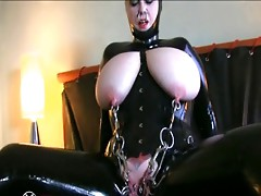 Pussy Extrem in Latex