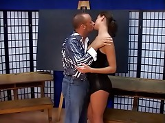 Veronika, youthful a bit of butt lover