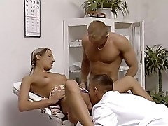 Double anal dance riding with street whore Kathy