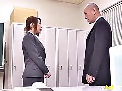Disgraced Teacher Class Humiliation