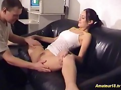 cute boneless contortionist fuck in crazy kamasutra