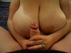 Huge Oiled up Tittyfuck