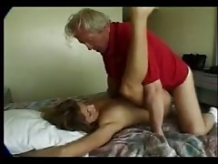 Old Man And The Maid
