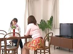 Breasty Mother seducing guy 1 ctoan