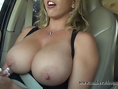 Do some errands and flashing along the way