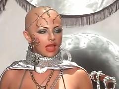 Roman Queen Gang Bang