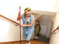 Machen die Beine breit