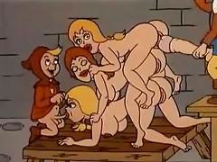 Erotische Zeichentrickparade Teil 1