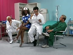 Crazy German hospital