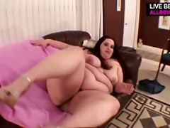 fat blowjob amazing tits  with bbw attitude part 1
